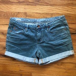 Women's Quiksilver QSD Jean Shorts - Size 5/27